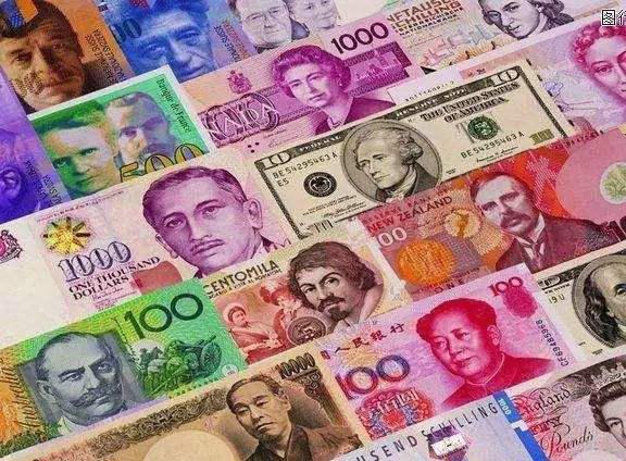哪些银行可以兑换外币?